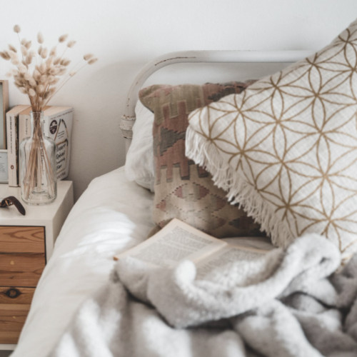 Termoelastyczne materace do spania